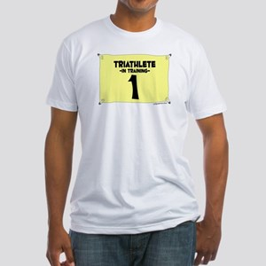 Tri Training Fitted T-Shirt