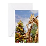 Christmas Animals Greeting Cards (Pk of 20)