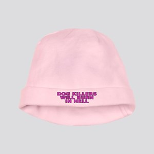 Dog killers baby hat