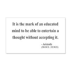 Aristotle 1 20x12 Wall Peel