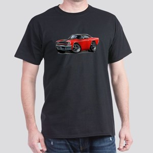 1970 Roadrunner Red Car Dark T-Shirt