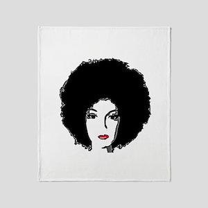 Riyah-Li Designs Foxy Lady Throw Blanket