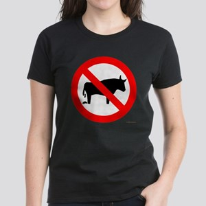 No Bullshit - Women's Dark T-Shirt