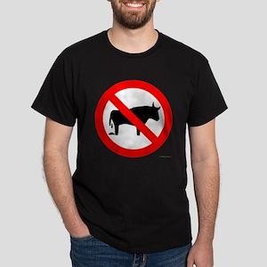 No Bullshit - Dark T-Shirt