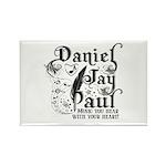 Daniel Jay Paul Rectangle Magnet (100 pack)