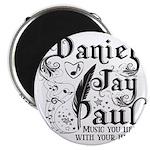 "Daniel Jay Paul 2.25"" Magnet (100 pack)"