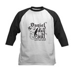 Daniel Jay Paul Kids Baseball Jersey