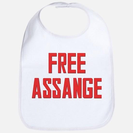 Free Assange Bib