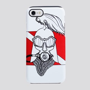 Knight Diver iPhone 7 Tough Case