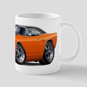 1970 Roadrunner Orange-Black Car Mug