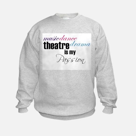 Unique Theater stage Sweatshirt