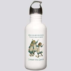 I HOPE YOU DANCE Stainless Water Bottle 1.0L