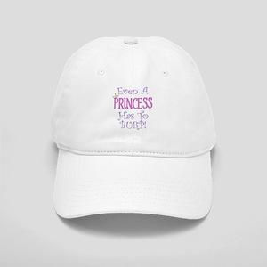 Even A Princess Burps Cap