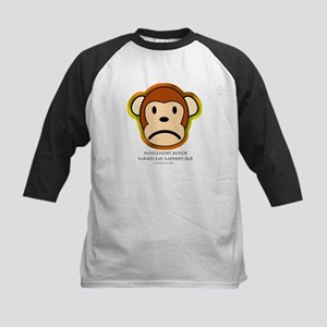 Intelligent Design Makes My Monkey Sad... Kids Bas