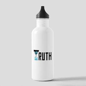 Truth Wikileaks Stainless Water Bottle 1.0L