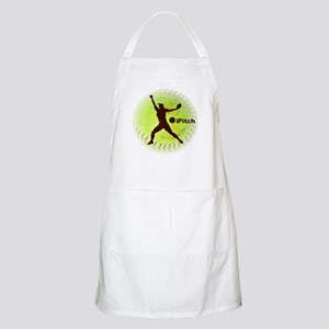 iPitch Fastpitch Softball Apron