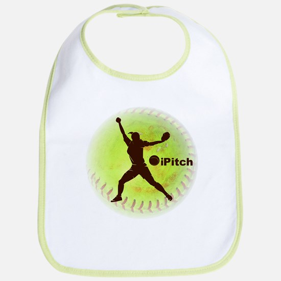 iPitch Fastpitch Softball Bib