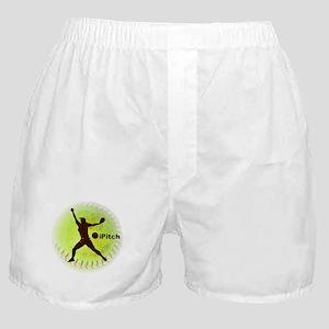 iPitch Fastpitch Softball Boxer Shorts