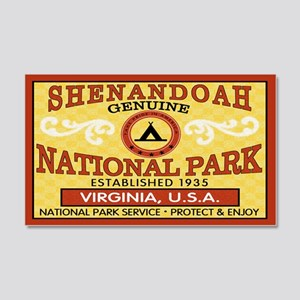 Shenandoah National Park 20x12 Wall Peel