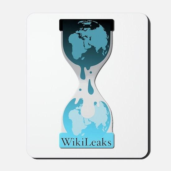 Wikileaks Mousepad