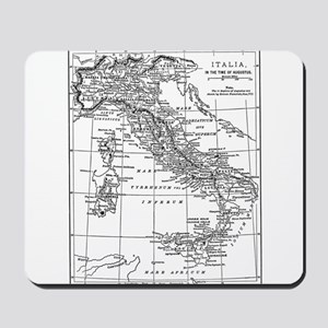 Augustus' Italy Map Mousepad