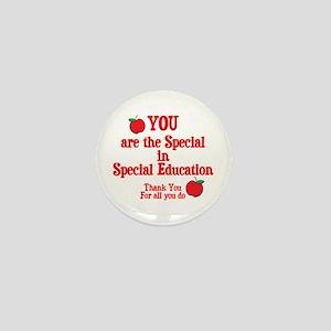 Special Education Mini Button