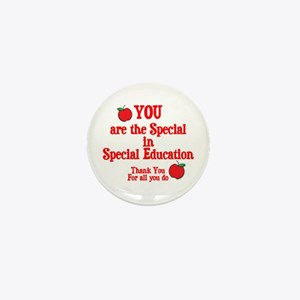 Special Education Mini Button (10 pack)