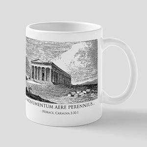Exegi Monumentum Mug