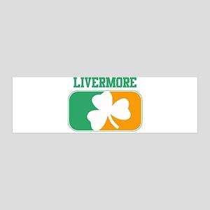 LIVERMORE irish 36x11 Wall Peel