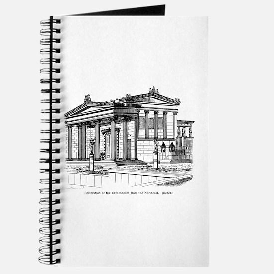 Erechtheum Reconstruction Journal