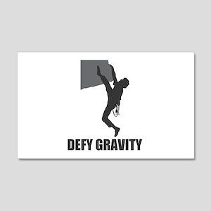 Defy Gravity 20x12 Wall Peel