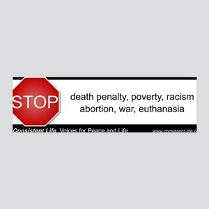 Stop! 36x11 Wall Peel