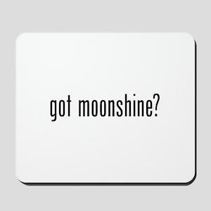 Got Moonshine Mousepad
