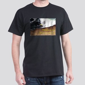 Surfing Santa Cruz Tee Dark T-Shirt