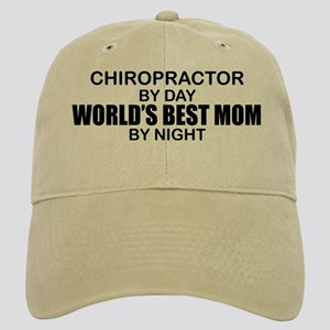 World's Best Mom - Chiropractor Cap