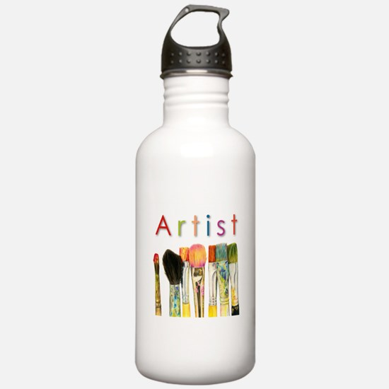 ACEO Art Sports Water Bottle