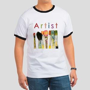 ACEO Art Ringer T