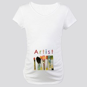 ACEO Art Maternity T-Shirt