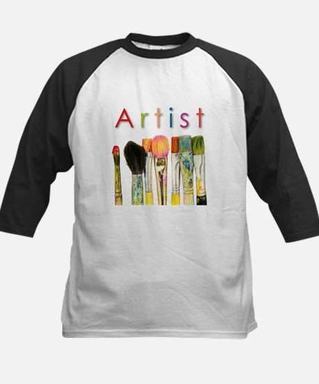 ACEO Art Kids Baseball Jersey