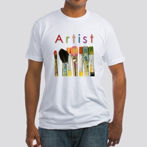 ACEO Art Fitted T-Shirt