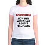 Dogfighting... Jr. Ringer T-Shirt