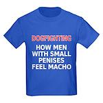 Dogfighting... Kids Dark T-Shirt