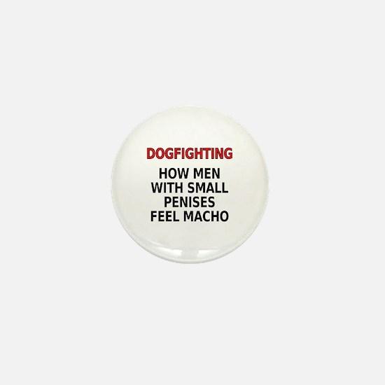 Dogfighting... Mini Button