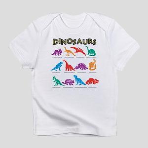 Dinosaurs1 Infant T-Shirt