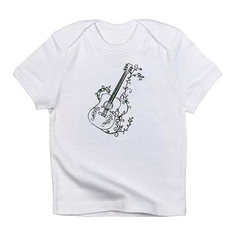 Ivy Guitar Infant T-Shirt