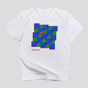 KME Pythagoras Creeper Infant T-Shirt