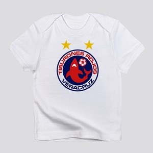 Tiburones Rojos de Veracruz Creeper Infant T-Shirt
