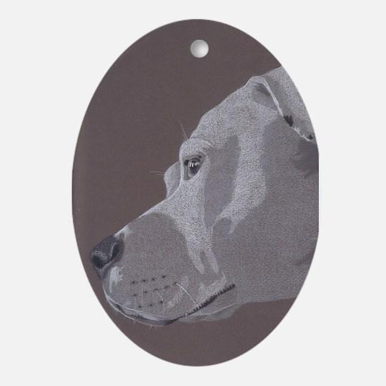 Harlo Ornament (Oval)