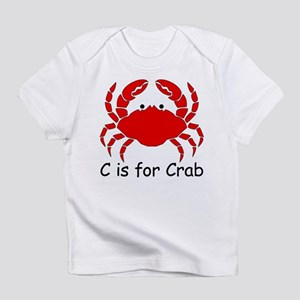 C is for Crab Infant T-Shirt
