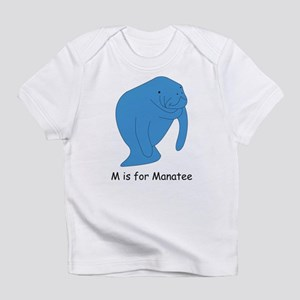 M is for Manatee Infant T-Shirt